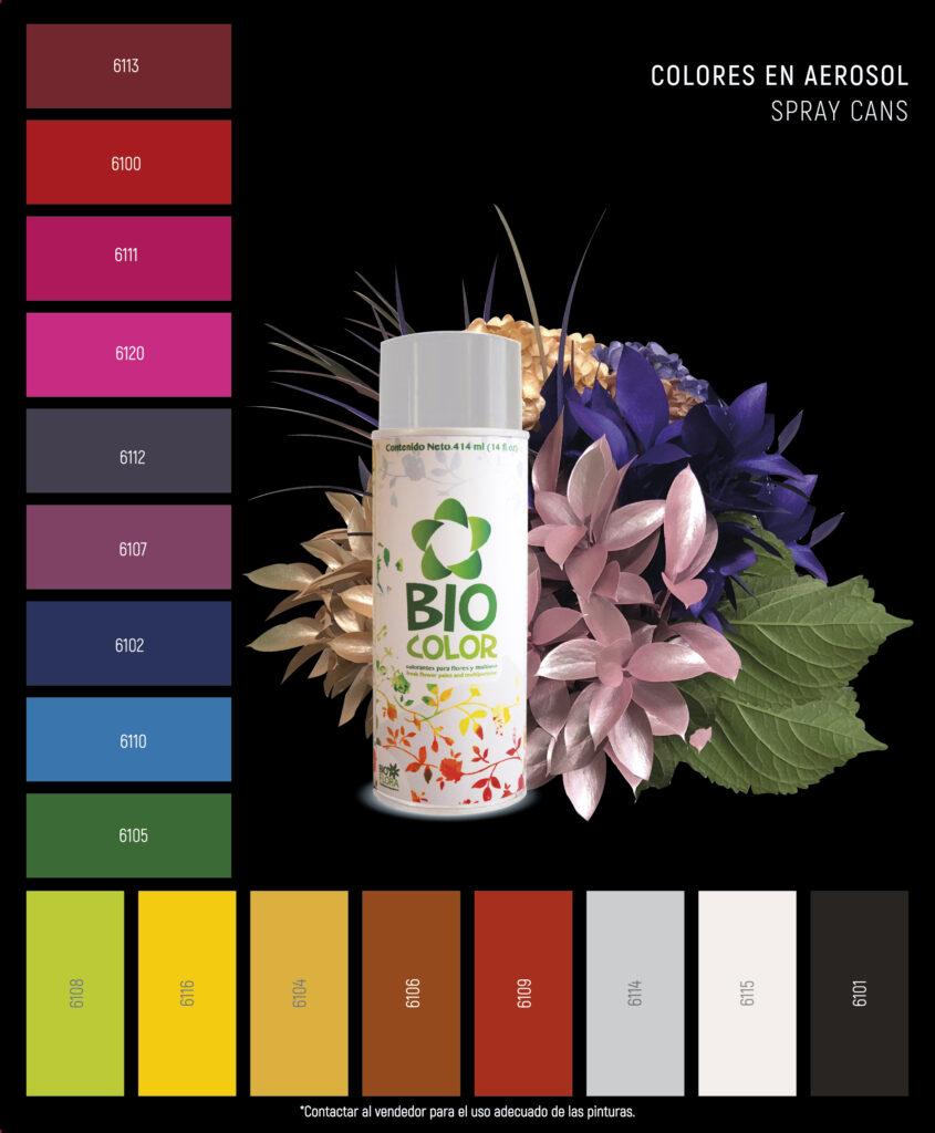 Biocolor Spray Aerosol